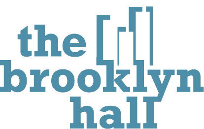 Logo - the brookyn hall